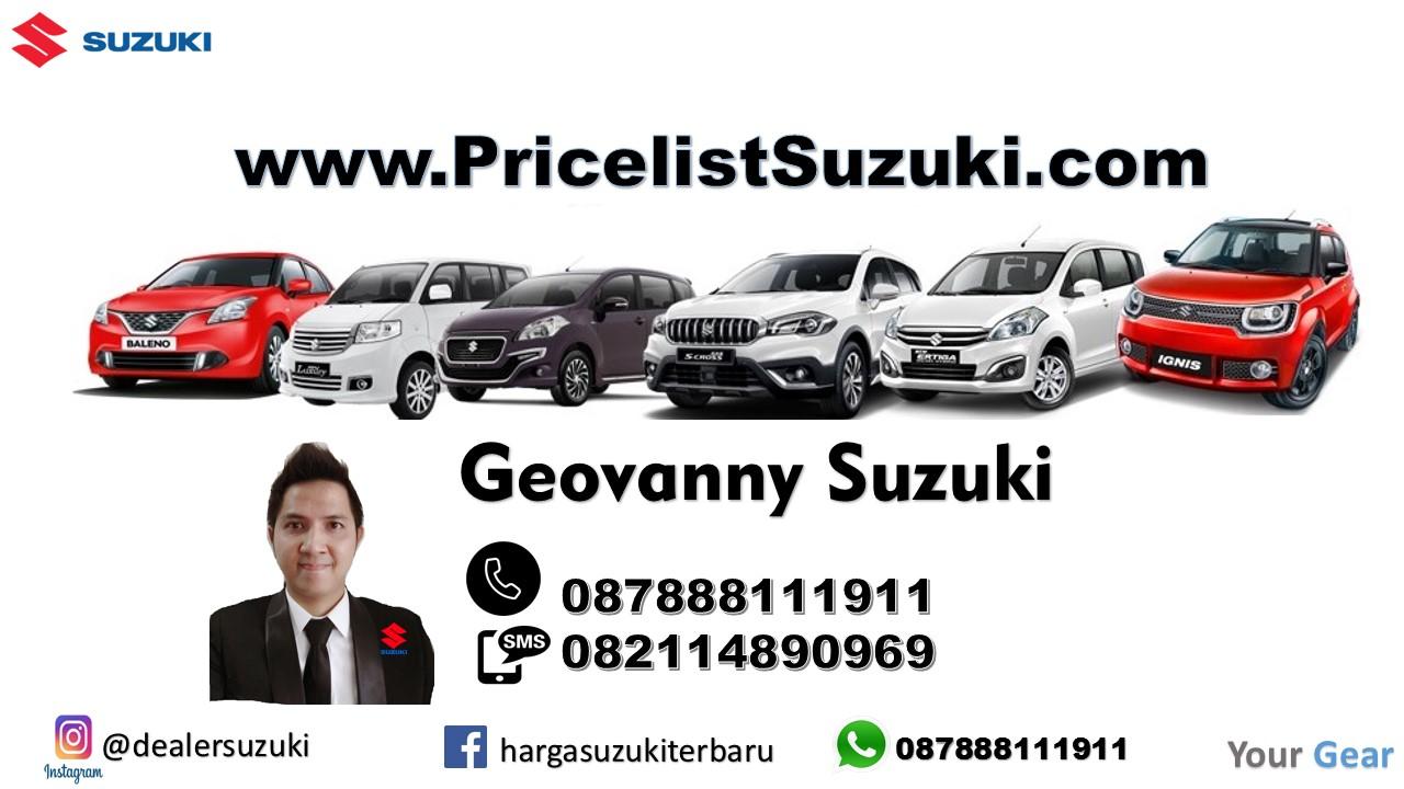pricelist suzuki mobil dot com Geovanny - Kredit Suzuki Ertiga GL Otomatis Dp ringan Cicilan Ringan