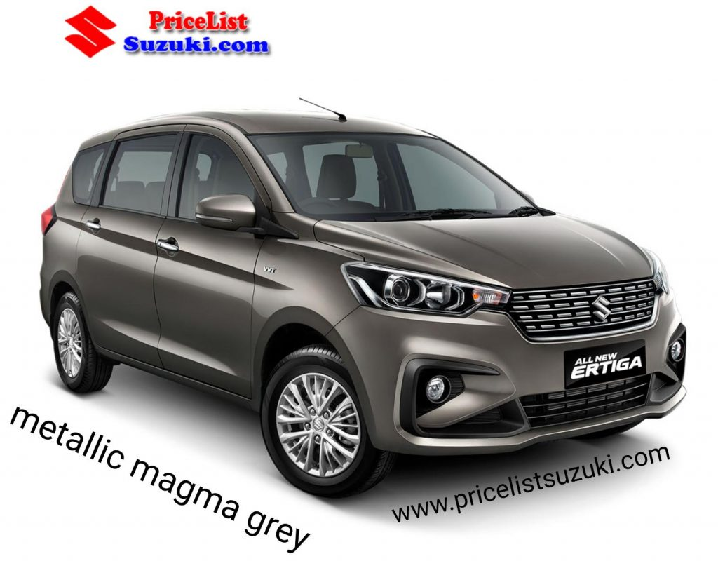 Metalic magma grey