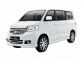 APV Luxury Putih White 120x90 - APV Air Bag