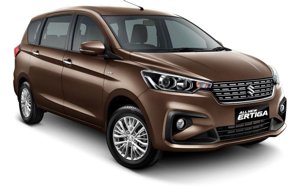 all new ertiga brown1 1024x640 - Suzuki Ertiga The Urban Mpv
