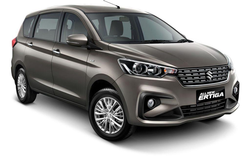 all new ertiga gray 1024x640 - Suzuki Ertiga The Urban Mpv