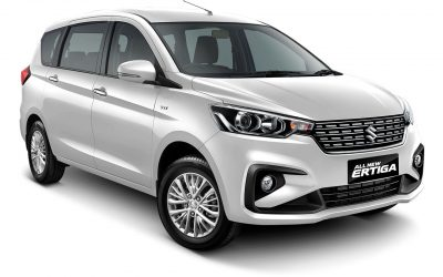 all new ertiga white 400x250 - All New Suzuki Ertiga