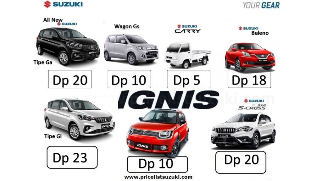 promo dp ringan mobil Suzuki dp murah 2018 bulan juli