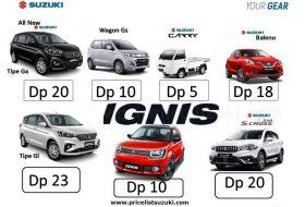 promo dp ringan mobil Suzuki dp murah 2018 bulan juli  280x190 - Ignis Gl Manual Dp 10 Juta