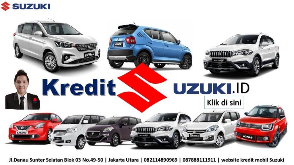 Kredit Suzuki Geovanny Suzuki Mobil
