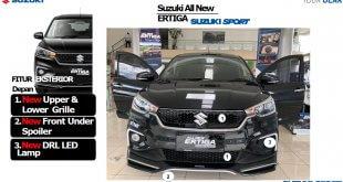 Fitur Exterior Terbaru Ertiga Sport 2019 tampak Depan 310x165 - 13 Fitur Terbaru Suzuki Ertiga Sport 2019