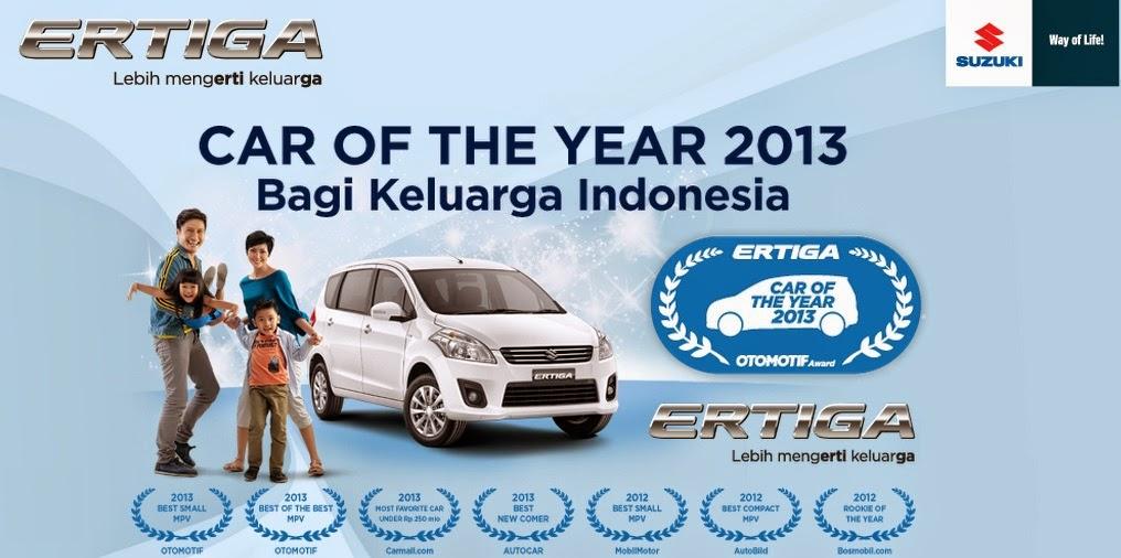 Suzuki Ertiga Car Of The Year 2013 - Fitur,Harga Ertiga Suzuki Sport 2019