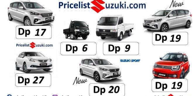 Pricelist Suzuki Mobil Promo Mei 2019 IIMS DP murah Angsuran Murah 1 660x330 - Promo Suzuki Irfan Tama Mei 2019